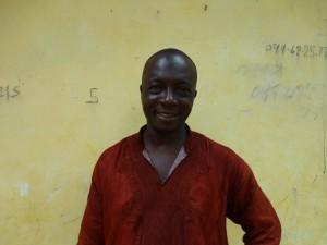 The Water Project : sierraleone5075-68-headman-interviewed