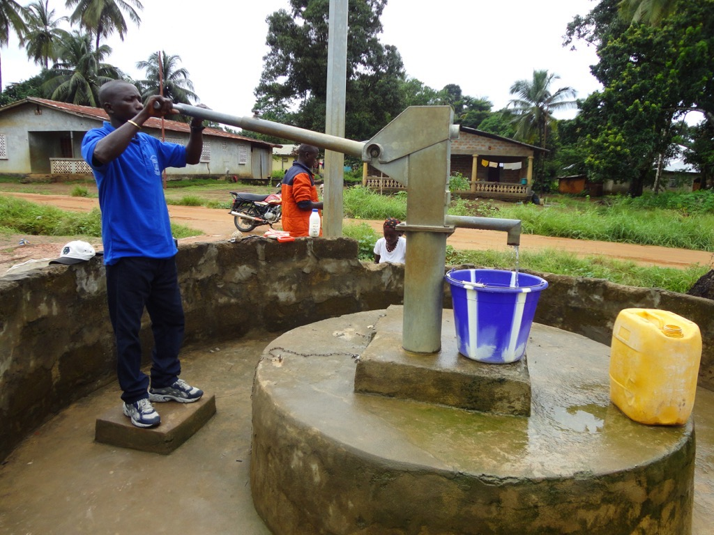 Sierra Leone Monitoring and Evaluation