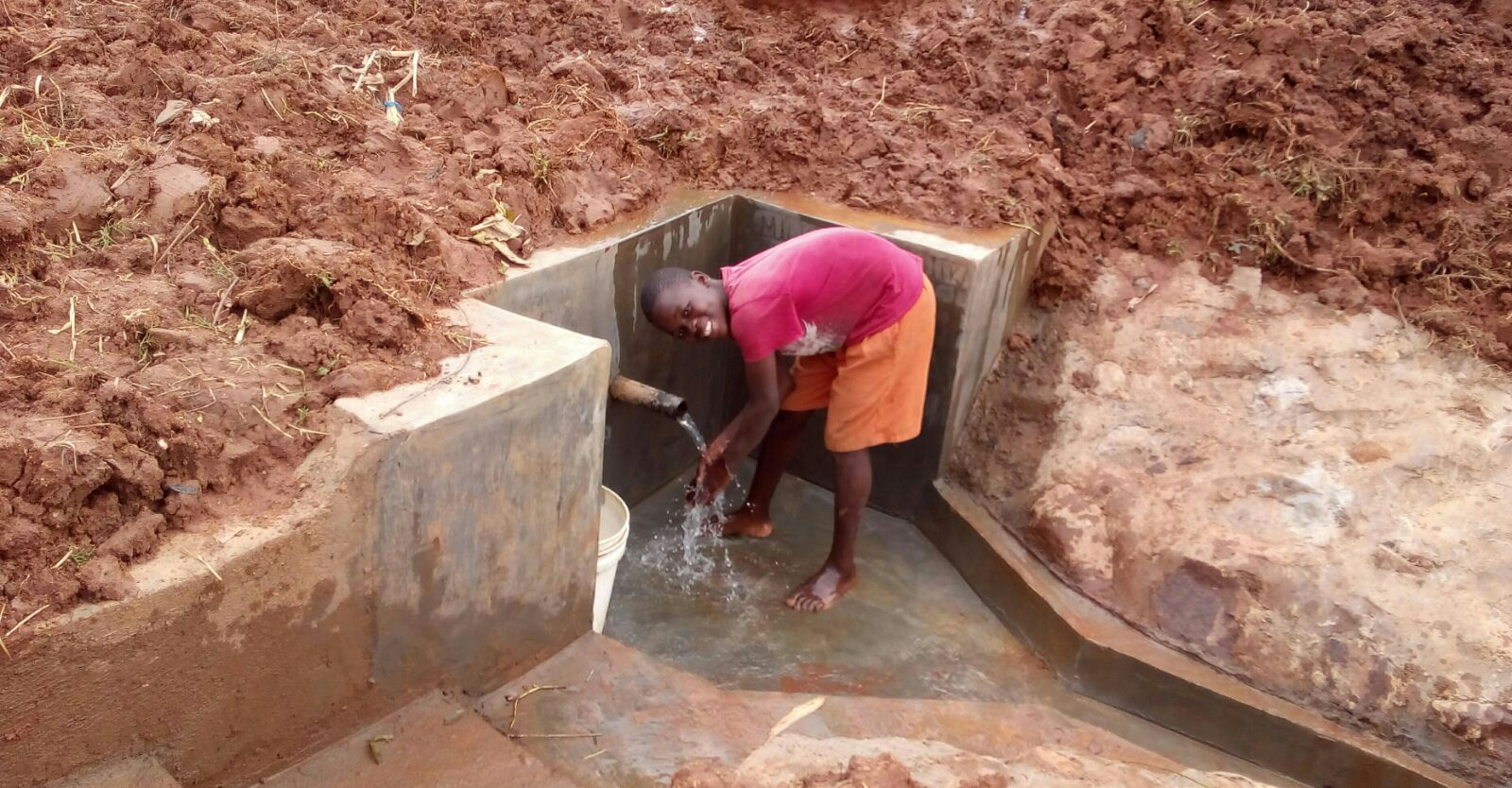 Melicsadeck Spring Protection and Sanitation Project