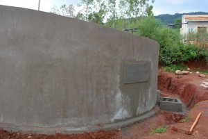 The Water Project : kenya4451-32-finished-tank