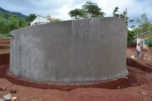 The Water Project : kenya4451-34-finished-tank