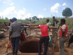 The Water Project : uganda6064-10-construction