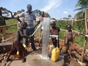 The Water Project : uganda6064-19-clean-water