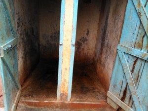 The Water Project : 10-kenya4599-latrines
