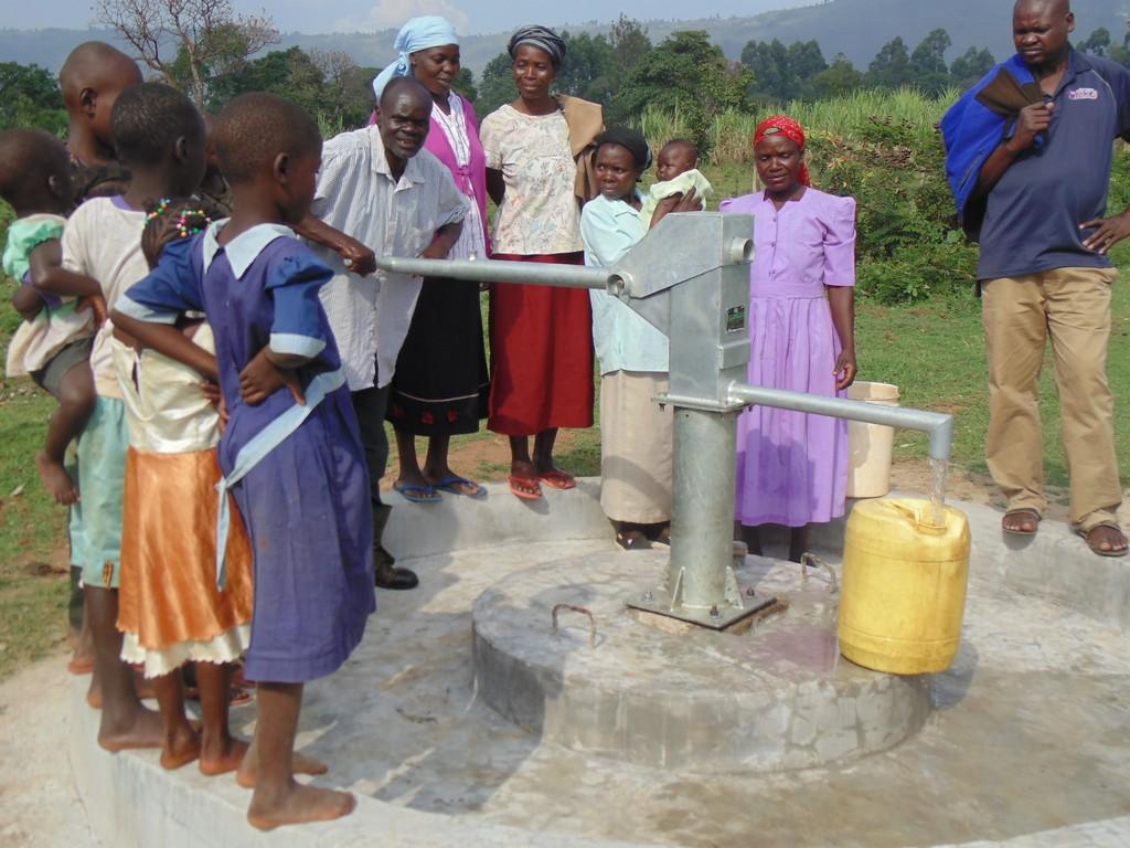 Kimanget Well Rehabilitation Project