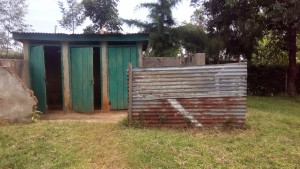 The Water Project : 2-kenya4594-latrines