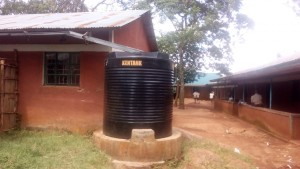 The Water Project : 2-kenya4600-unused-hand-washing-tank