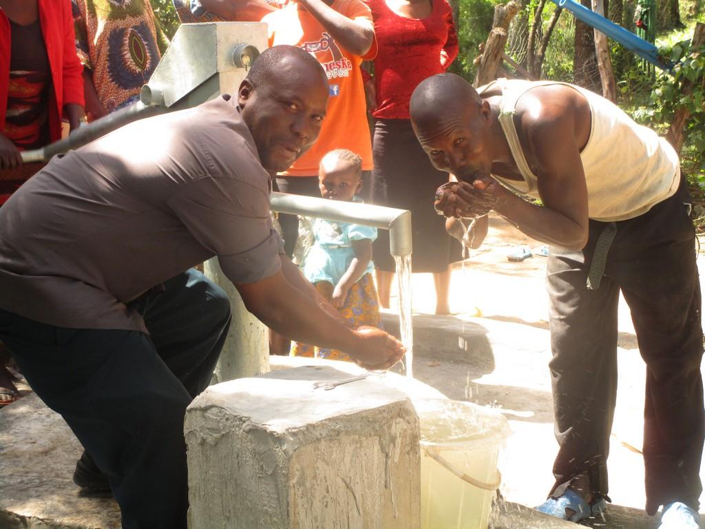 Mukangu 1 Well Rehabilitation Project