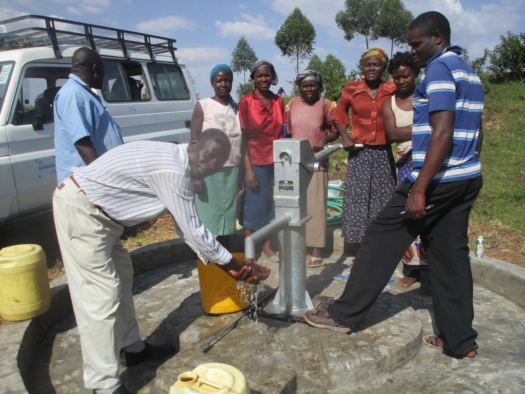 Kwambiha Well Rehabilitation Project