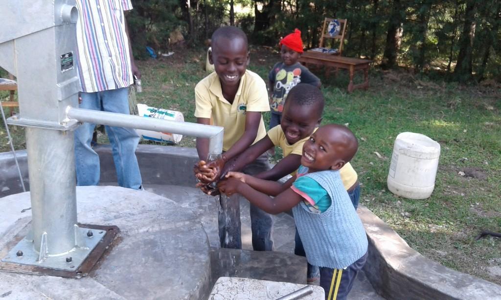 Kuvasali Well Rehabilitation Project