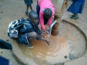 The Water Project : 3-kenya4596-condemned-well