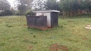 The Water Project : 3-kenya4598-latrines