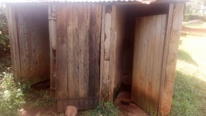 The Water Project : 5-kenya4600-latrines