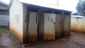 The Water Project : 5-kenya4602-latrines