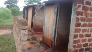 The Water Project : 5-kenya4603-latrines