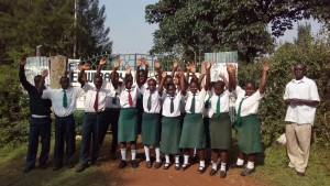 The Water Project : 6-kenya4594-students