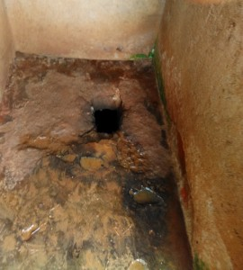 The Water Project : 6-kenya4599-latrines