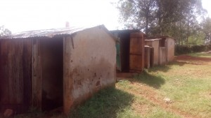 The Water Project : 6-kenya4600-latrines