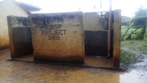 The Water Project : 6-kenya4602-latrines