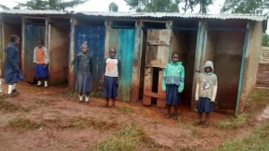 The Water Project : 6-kenya4603-latrines