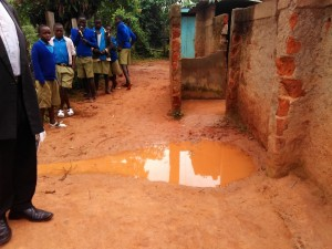 The Water Project : 9-kenya4599-latrines