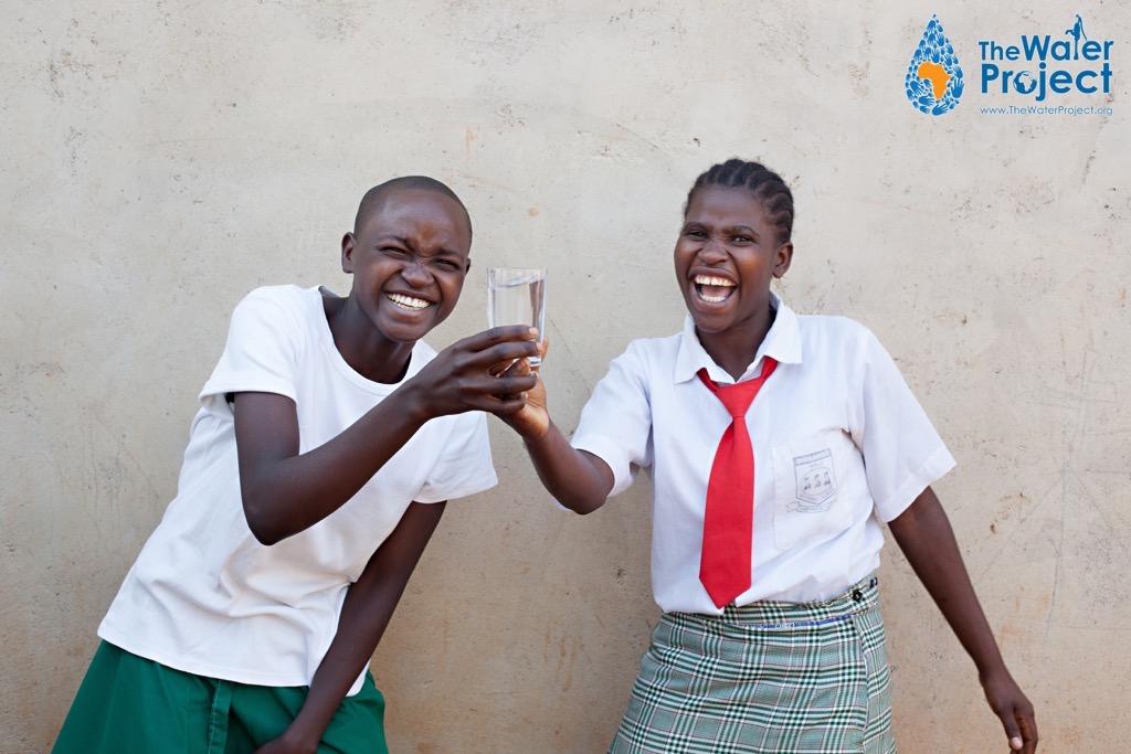 The Water Project : kenya4333-twp-kenya-cheers