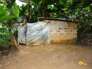 The Water Project : 10-sierraleone5097-latrine