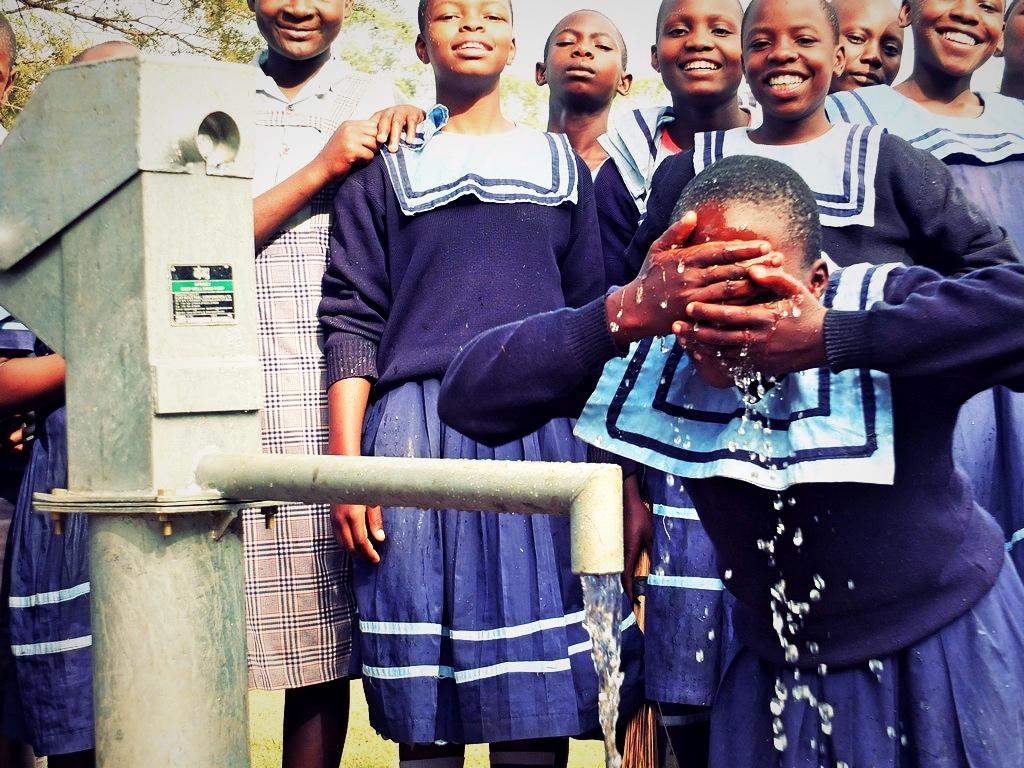 Shitirira Primary School Well Rehabilitation Project