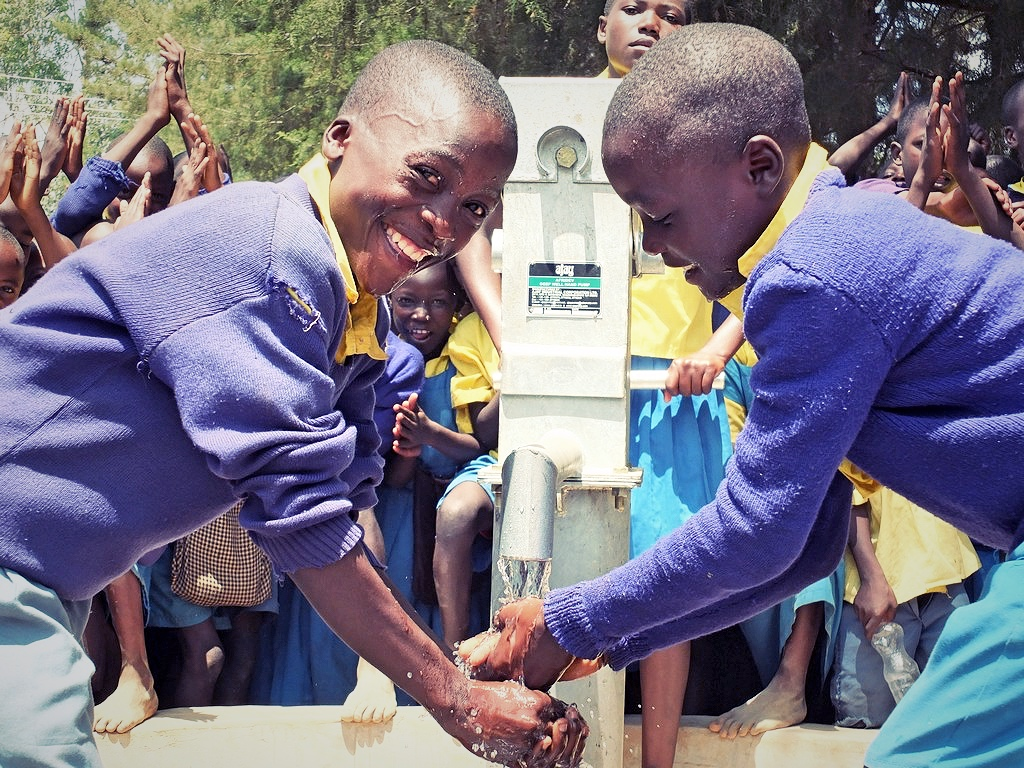 Lugusi Primary School Well Rehabilitation Project