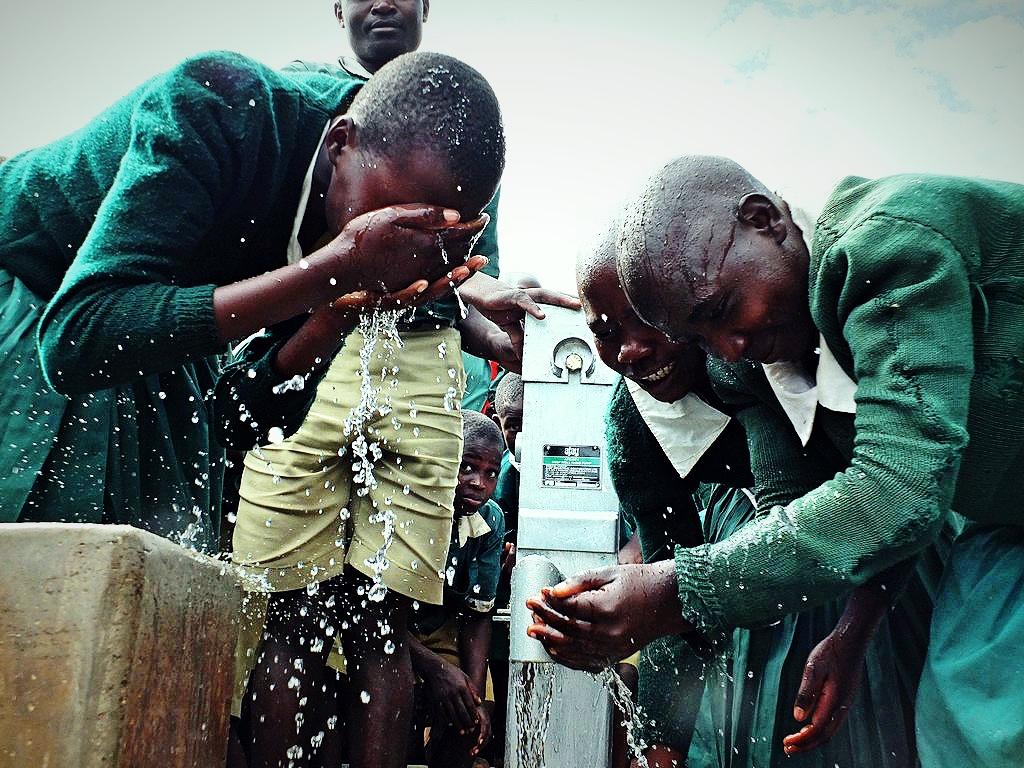 Mache Primary School Well Rehabilitation Project