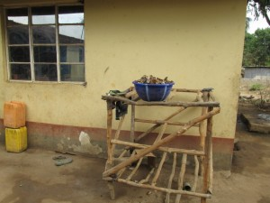 The Water Project : 4-sierraleone5079-dish-drying-rack