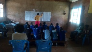The Water Project : 8-kenya4602-training