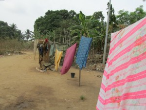 The Water Project : 9-sierraleone5079-clothesline