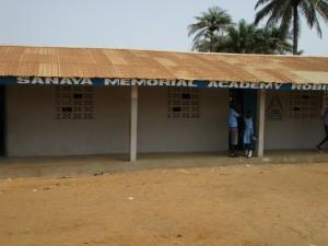 The Water Project : 16-sierraleone5083-school-entrance