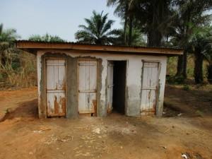 The Water Project : 20-sierraleone5083-school-latrines