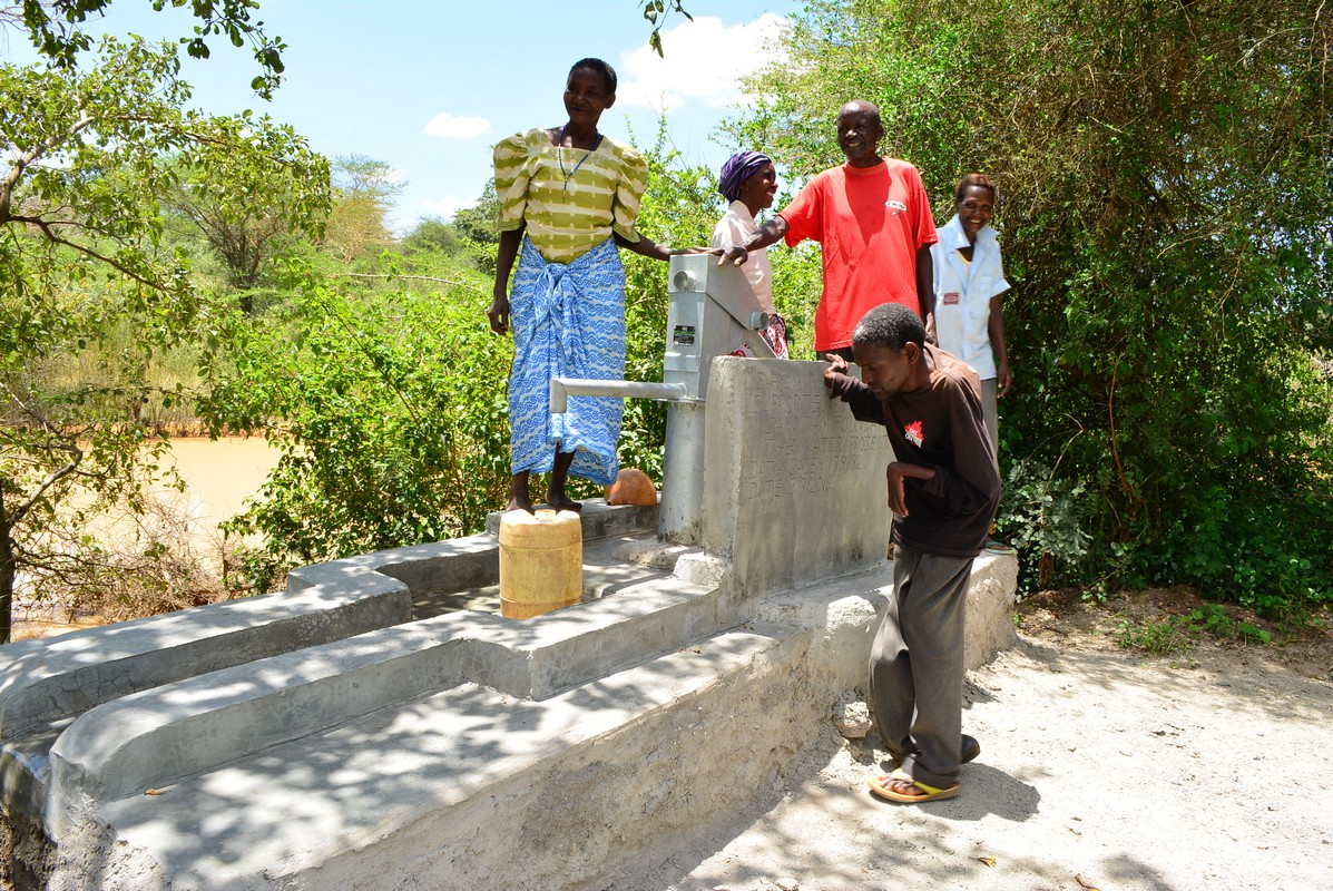 Vinya wa Mwau New Well Project