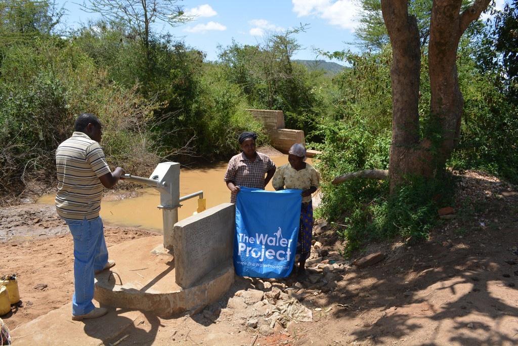 Ngao ya Kiome New Well Project