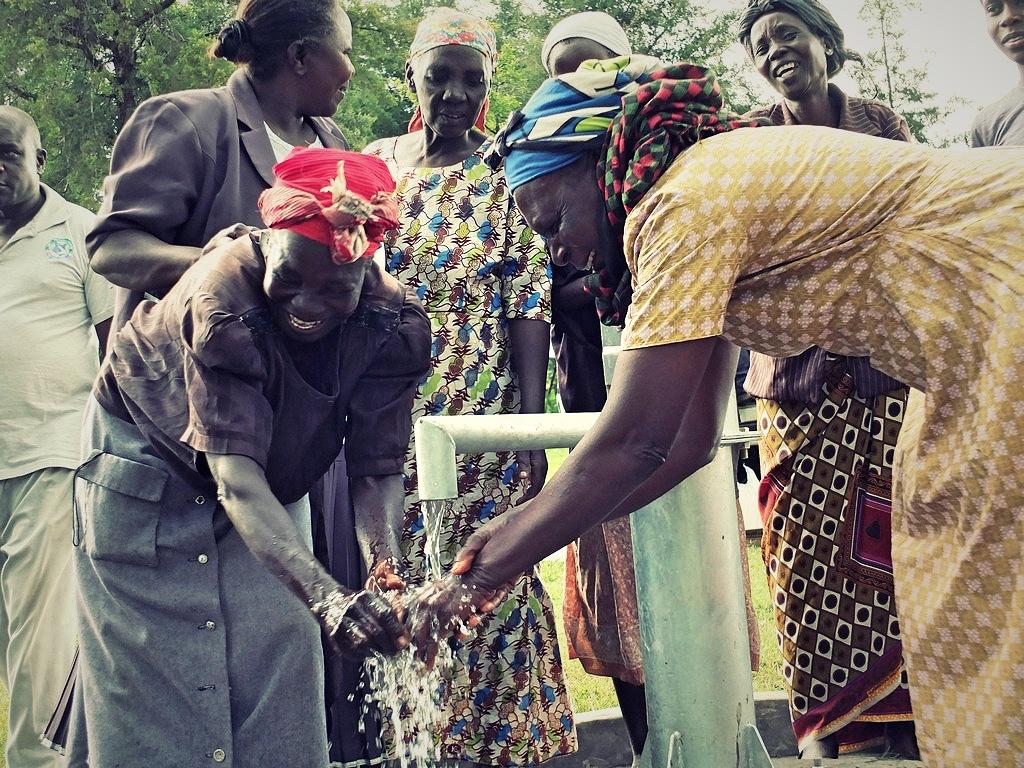 Ikoli Community Well Rehabilitation Project