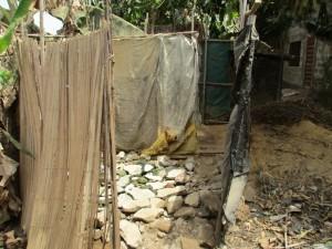 The Water Project : 8-sierraleone5081-bathing-room