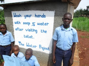 The Water Project : 1-kenya4603-handing-over