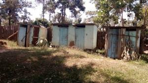 The Water Project : 10-kenya4610-latrines