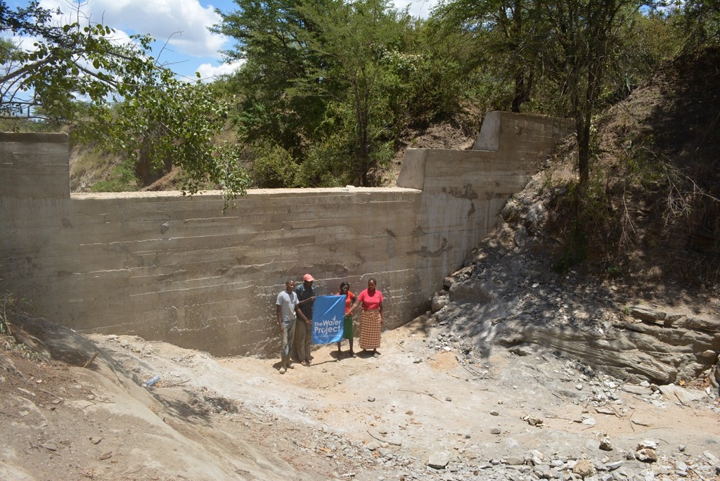 Kisaila Sand Dam Project