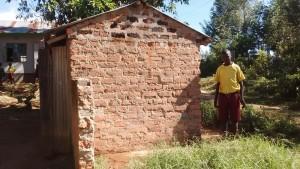 The Water Project : 2-kenya4604-latrines