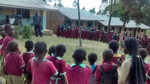 The Water Project : 2-kenya4606-students