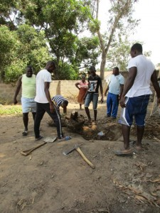 The Water Project : 24-sierraleone5096-clearing