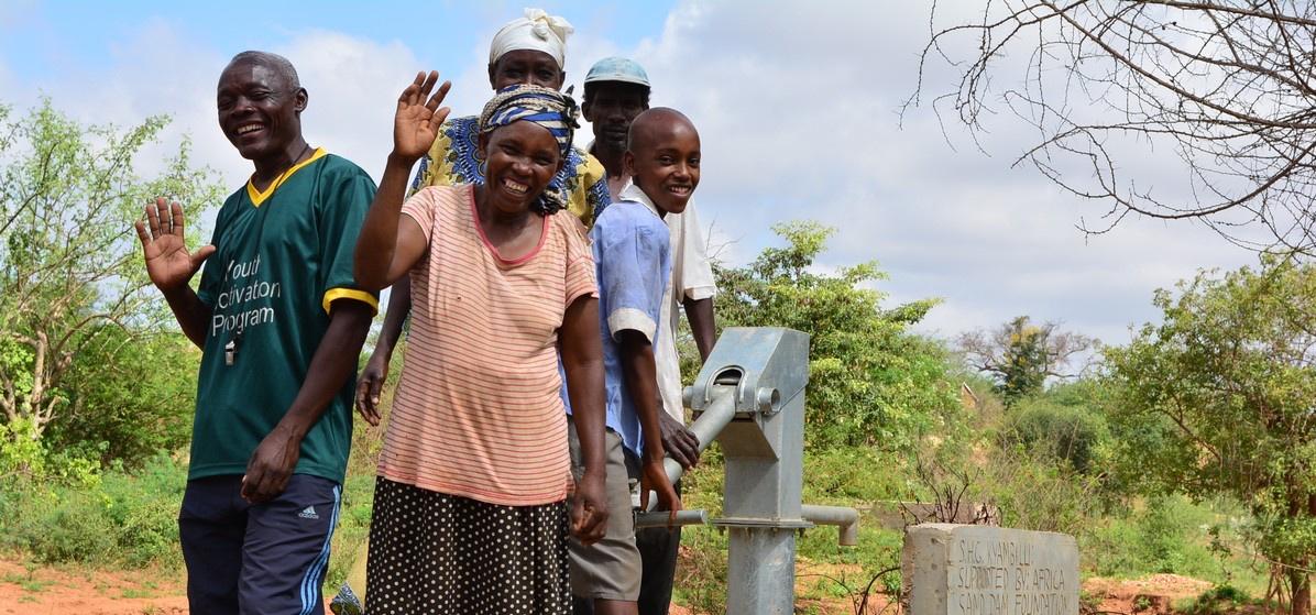 Kyambilu New Well Project