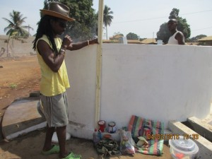 The Water Project : 34-sierraleone5079-artist-working