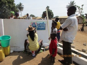 The Water Project : 35-sierraleone5079-the-artist-working