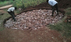 The Water Project : 4-kenya4603-construction