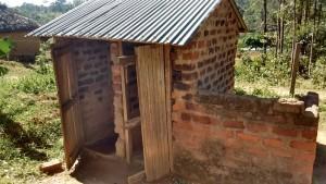 The Water Project : 4-kenya4604-latrines